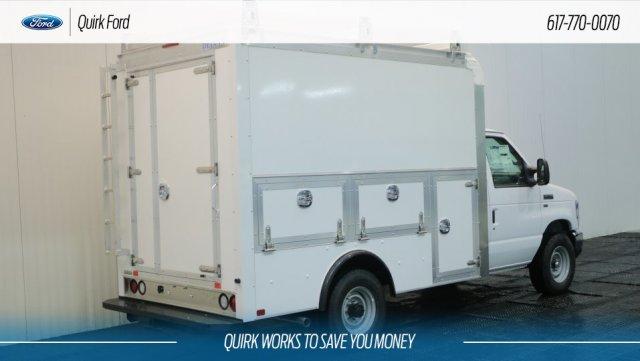 2018 E-350 4x2,  Dejana Truck & Utility Equipment Service Utility Van #F108606 - photo 1