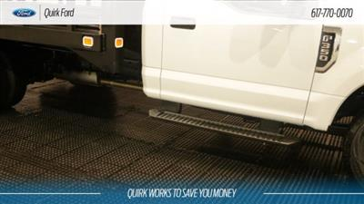 2018 F-350 Regular Cab DRW 4x2,  Knapheide Value-Master X Stake Bed #F108610 - photo 9