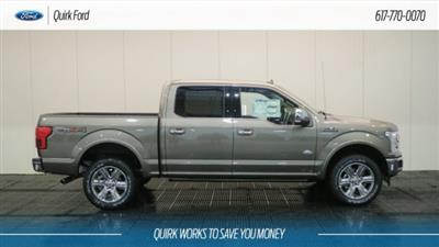 2018 F-150 SuperCrew Cab 4x4,  Pickup #F108618 - photo 3