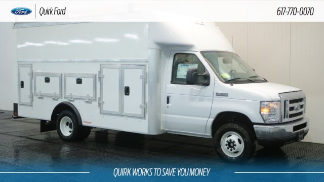 2018 E-450 4x2,  Rockport Workport Service Utility Van #F108623 - photo 1