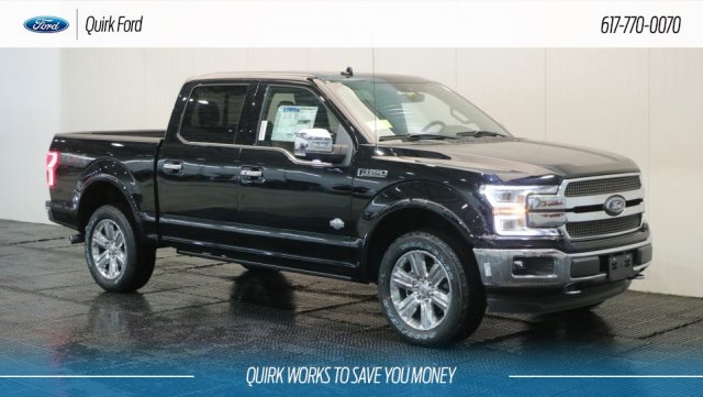 2018 F-150 SuperCrew Cab 4x4,  Pickup #F108664 - photo 1