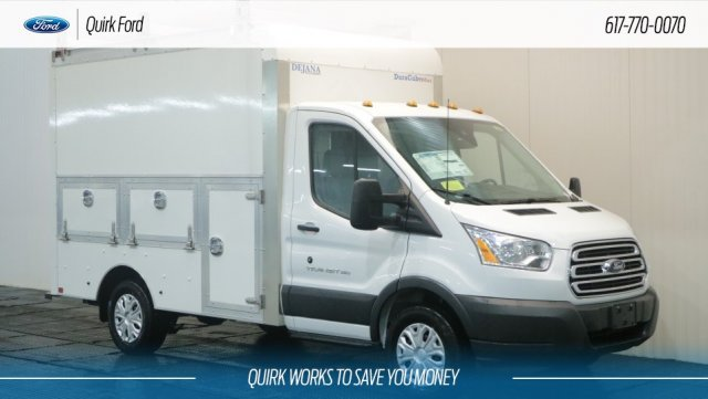 2018 Transit 350 4x2,  Dejana Truck & Utility Equipment Service Utility Van #F108666 - photo 1