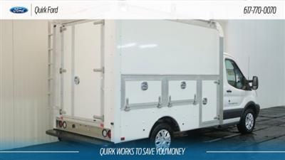 2018 Transit 350 4x2,  Dejana Truck & Utility Equipment DuraCube Max Service Utility Van #F108666 - photo 2