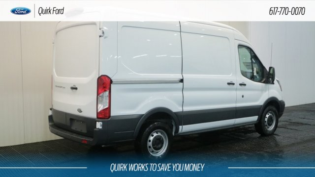 2018 Transit 250 Med Roof 4x2,  Adrian Steel Upfitted Cargo Van #F108668 - photo 4