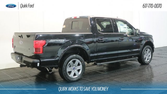 2018 F-150 SuperCrew Cab 4x4,  Pickup #F108685 - photo 2