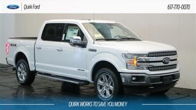 2018 F-150 SuperCrew Cab 4x4,  Pickup #F108694 - photo 1