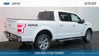2018 F-150 SuperCrew Cab 4x4,  Pickup #F108694 - photo 2