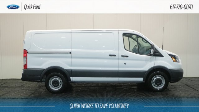 2018 Transit 150 Low Roof 4x2,  Upfitted Cargo Van #F108705 - photo 3