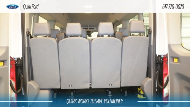 2018 Transit 350 Med Roof 4x2,  Passenger Wagon #F108827 - photo 4