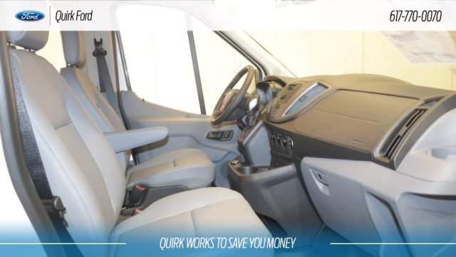2018 Transit 350 Med Roof 4x2,  Passenger Wagon #F108827 - photo 5