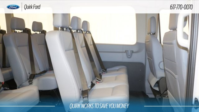 2018 Transit 350 Med Roof 4x2,  Passenger Wagon #F108827 - photo 6