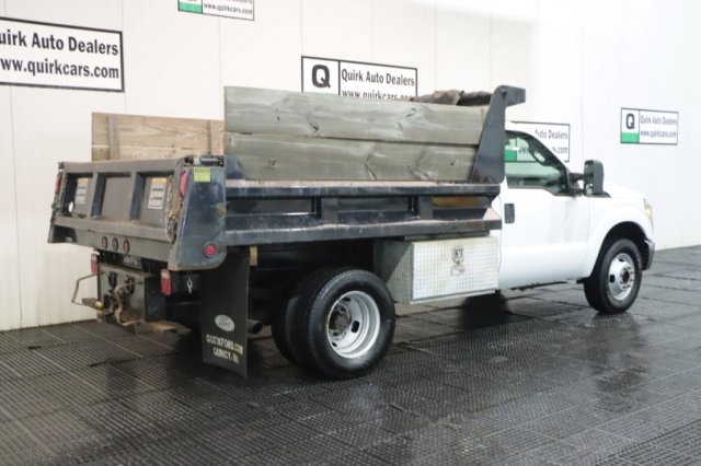 2012 F-350 Regular Cab DRW 4x2,  Dump Body #F108830A - photo 1