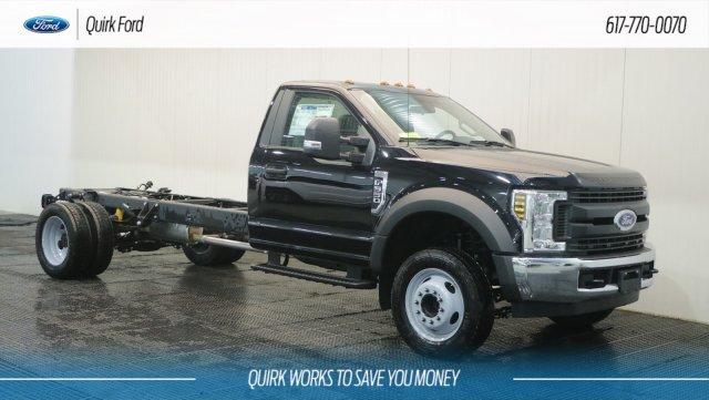 2019 F-550 Regular Cab DRW 4x2,  Cab Chassis #F108866 - photo 1