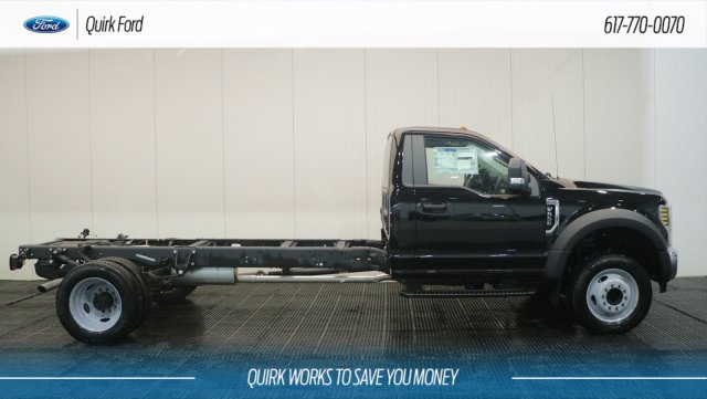 2019 F-550 Regular Cab DRW 4x2,  Cab Chassis #F108866 - photo 3