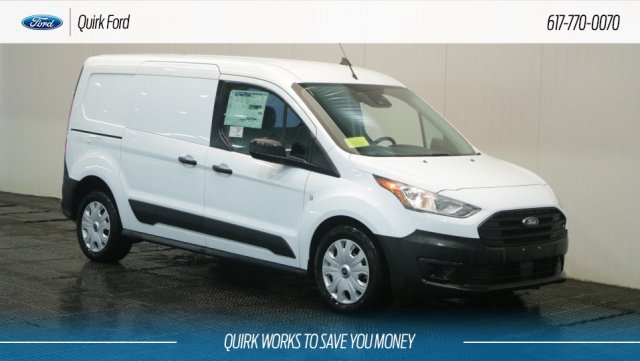 2019 Transit Connect 4x2,  Empty Cargo Van #F108954 - photo 1