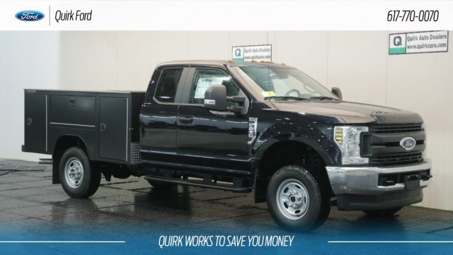 2019 F-250 Super Cab 4x4,  Duramag Service Body #F109079 - photo 1