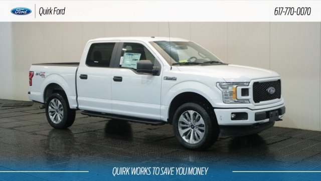 2018 F-150 SuperCrew Cab 4x4,  Pickup #F109088 - photo 1