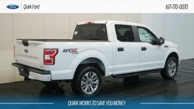 2018 F-150 SuperCrew Cab 4x4,  Pickup #F109088 - photo 2