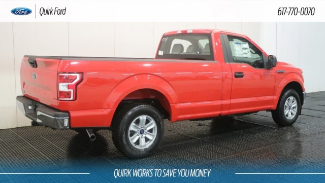 2018 F-150 Regular Cab 4x2,  Pickup #F109095 - photo 2