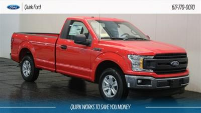 2018 F-150 Regular Cab 4x2,  Pickup #F109095 - photo 1