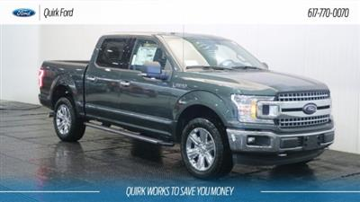 2018 F-150 SuperCrew Cab 4x4,  Pickup #F109117 - photo 1