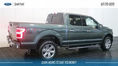 2018 F-150 SuperCrew Cab 4x4,  Pickup #F109117 - photo 2
