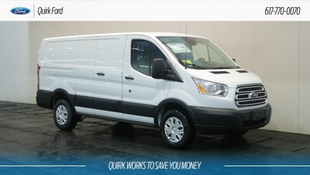 2019 Transit 250 Low Roof 4x2,  Empty Cargo Van #F109125 - photo 1