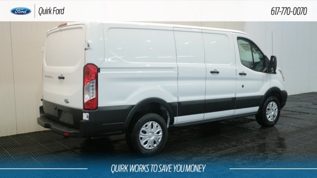 2019 Transit 250 Low Roof 4x2,  Empty Cargo Van #F109125 - photo 4