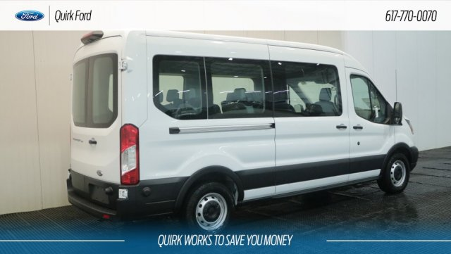 2019 Transit 350 Med Roof 4x2,  Passenger Wagon #F109173 - photo 2