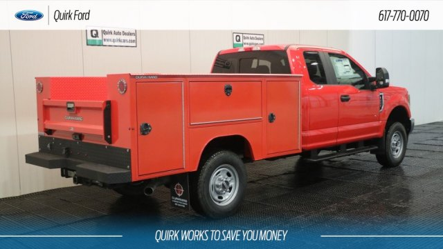 2019 F-250 Super Cab 4x4,  Duramag Service Body #F109205 - photo 1