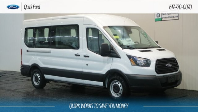 2019 Transit 350 Med Roof 4x2,  Passenger Wagon #F109279 - photo 1