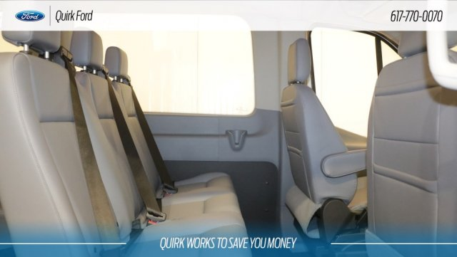 2019 Transit 350 Med Roof 4x2,  Passenger Wagon #F109279 - photo 6