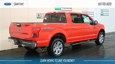 2018 F-150 SuperCrew Cab 4x4,  Pickup #F109291 - photo 2