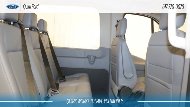2019 Transit 350 Med Roof 4x2,  Passenger Wagon #F109304 - photo 6