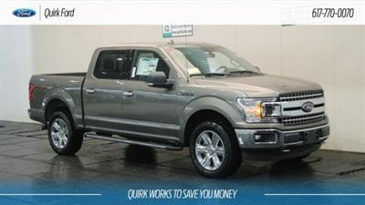2018 F-150 SuperCrew Cab 4x4,  Pickup #F109305 - photo 1