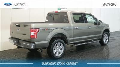 2018 F-150 SuperCrew Cab 4x4,  Pickup #F109305 - photo 2