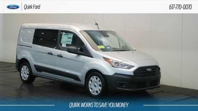 2019 Transit Connect 4x2,  Empty Cargo Van #F109333 - photo 1