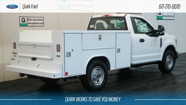 2019 F-250 Regular Cab 4x2,  Reading Service Body #F109367 - photo 1