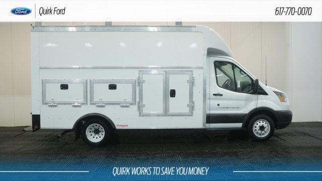 2018 Transit 350 HD DRW 4x2,  Rockport Service Utility Van #F109396 - photo 3