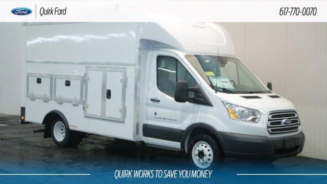 2018 Transit 350 HD DRW 4x2,  Rockport Service Utility Van #F109432 - photo 1