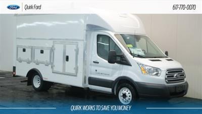 2018 Transit 350 HD DRW 4x2,  Rockport Workport Service Utility Van #F109432 - photo 1