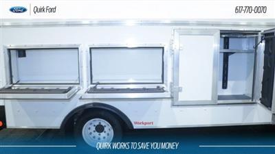 2018 Transit 350 HD DRW 4x2,  Rockport Workport Service Utility Van #F109432 - photo 9