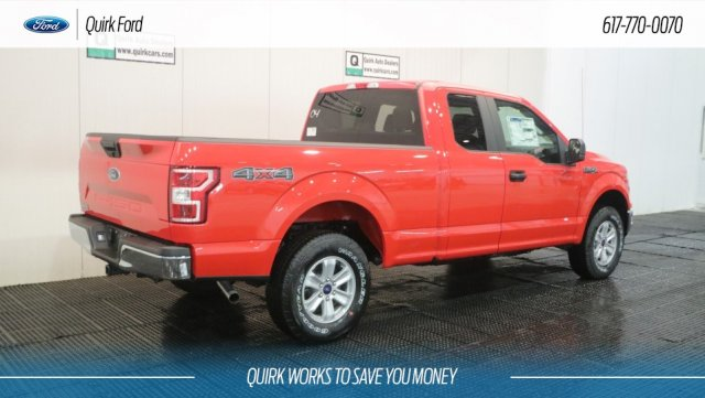 2018 F-150 Super Cab 4x4,  Pickup #F109435 - photo 2