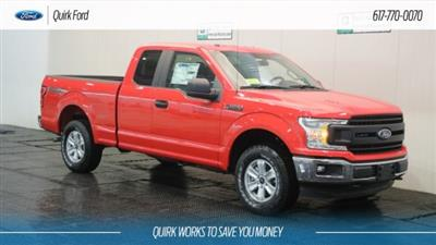 2018 F-150 Super Cab 4x4,  Pickup #F109435 - photo 1