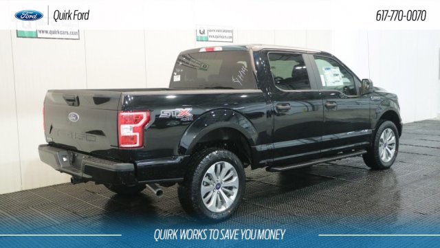 2018 F-150 SuperCrew Cab 4x4,  Pickup #F109465 - photo 2
