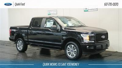 2018 F-150 SuperCrew Cab 4x4,  Pickup #F109465 - photo 1