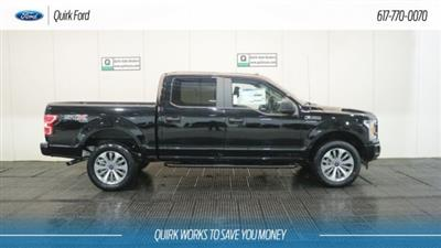 2018 F-150 SuperCrew Cab 4x4,  Pickup #F109465 - photo 3