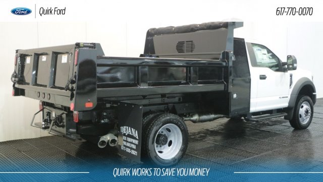 2019 F-450 Regular Cab DRW 4x4,  Dump Body #F109480 - photo 2