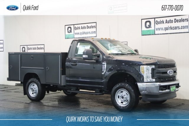 2019 F-250 Regular Cab 4x4,  Duramag Service Body #F109485 - photo 1
