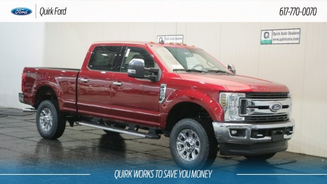 2019 F-250 Crew Cab 4x4,  Pickup #F109525 - photo 1